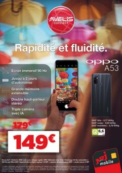 Oppo A53 copie